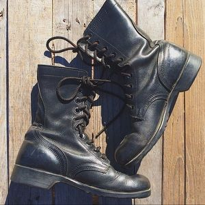 ✰ 1970 Vietnam Era Ro-Search Combat Boots ✰